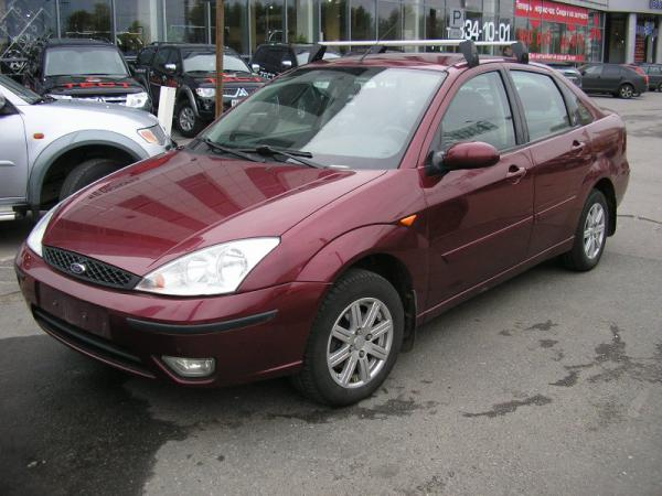 Ford Focus I Sedan